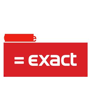 Exact globe koppeling