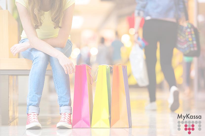 Kassa voor de Retail